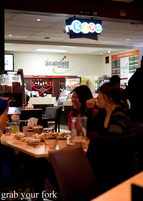 red pepper, strathfield sports club bistro