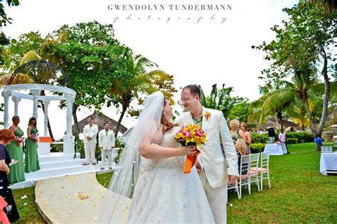 Wedding at Beaches Resort Negril   Jamaica Destination