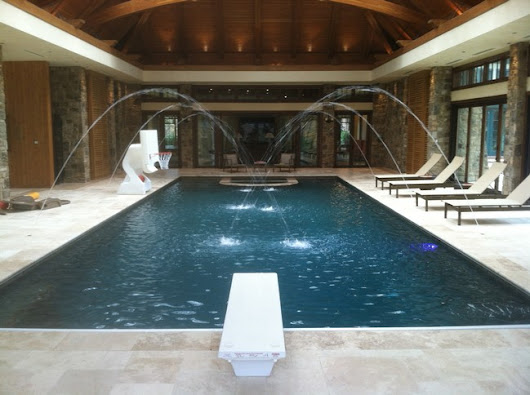 Indoor Pool Ideas- Step Up Your Pool Game With These Amazing Ideas - Decor Around The World