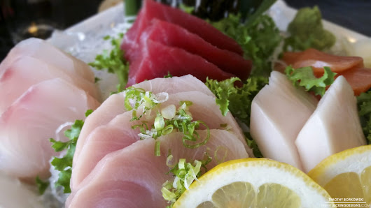 Sashimi 8-22-2016 Wallpaper Background | Kicking Designs