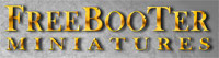 Website von Freebooter Miniatures