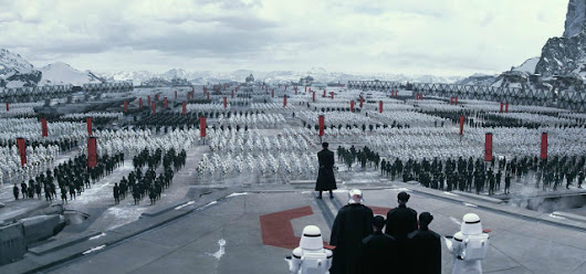 The First Order Is Far More Frightening Than the Empire