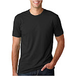 Next Level 3600 - Premium Short Sleeve Crew - Black