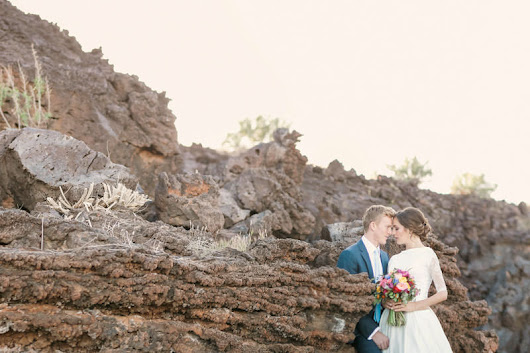 Entrada at Snow Canyon Pre Wedding {Amanda+Mason} - Utah Wedding Photographer