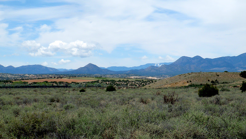 Northern New Mexico landscape