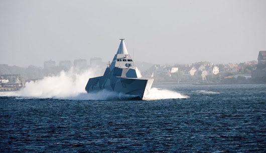 Norwegian Coast Guard Vessels Will Be Equipped with Saab's Communication System