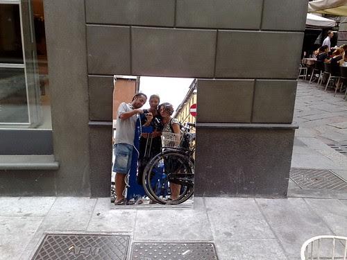Lo specchio ancorato by durishti