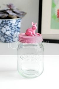 diy good things jar, mason jar crafts, uk, blogger