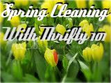 Spring Cleaning with Thrifty 101