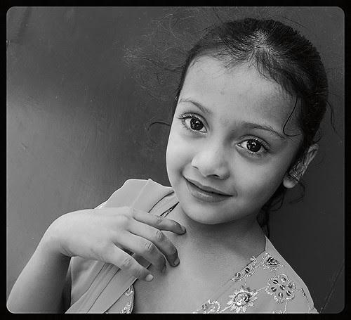 The Little Angel by firoze shakir photographerno1