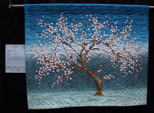 DSC06806 Cherry Blossoms - Kim Butterworth