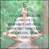 Exposure to Nature