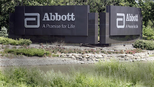 Two years in the making: Abbott Labs to open next week in Tipp City - Dayton Business Journal