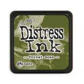 Tim Holtz Mini Distress Ink Pad, Forest Moss - TDP39983