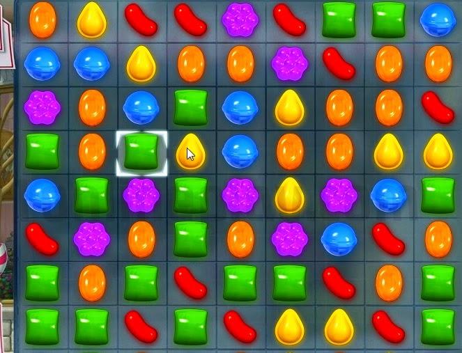 تحميل لعبة كاندى candy crush كراش للكمبيوتر برابط مباشر وسريع