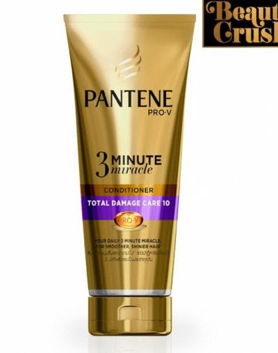 Pantene 3 Minute Miracle Conditioner Beauty Product  Cosmetics Reviews  Female Daily
