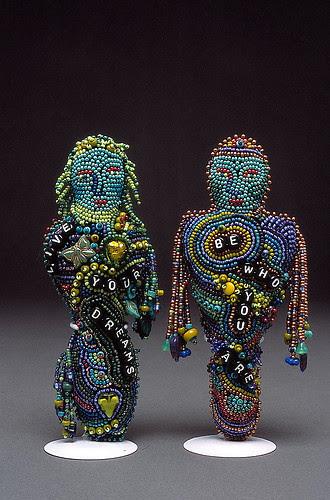 Beaded Dolls by megan_n_smith_99