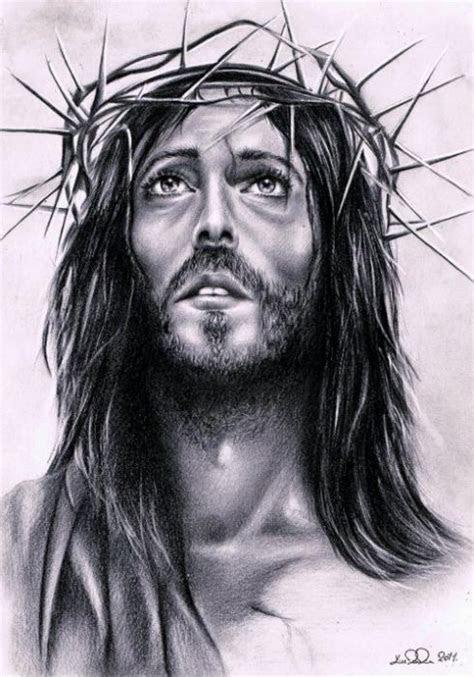 portrait  jesus christ  ragazza  stars portraits