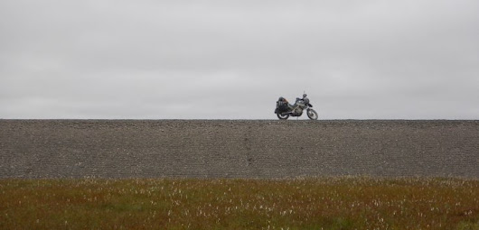 The Dalton Highway—Part Two - Riding Full Circle