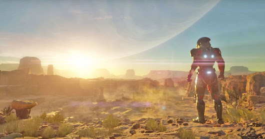 'Mass Effect: Andromeda' promises to be bigger and more beautiful