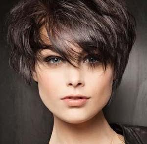 Coiffure Cheveux Courts Pour Visage Rond Wizzyjessicafarah Blog