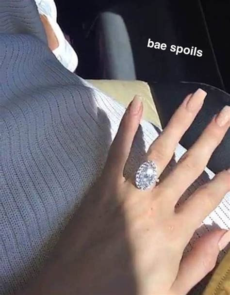 Did Tyga Gave Kylie Jenner An Engagement Ring