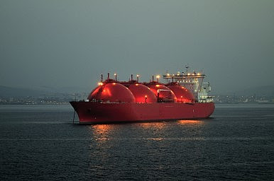 Asia Turns to North America for LNG