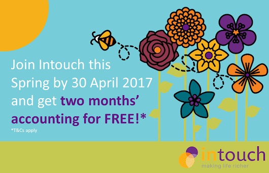 Intouch's exclusive two free months special offer! - Contractor Accountants | Intouch Accounting
