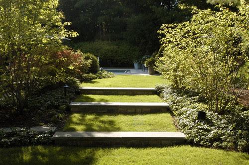 James Martin Associates traditional landscape