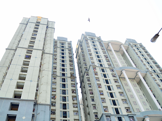 Housing prices unlikely to come down due to note ban: CREDAI - The Economic Times