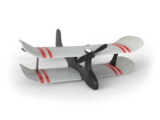 Fly Through the Sky Right Out of the Box with This Intuitive Smartphone-Controlled Plane