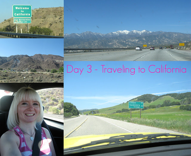 Travel to California Day 3