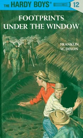 Hardy Boys 12: Footprints Under the Window (The Hardy Boys)
