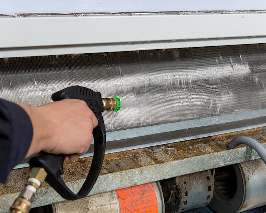 How Facility Technicians Can Prevent Evaporator Coil Corrosion Without Damaging AC Coils | Just Venting