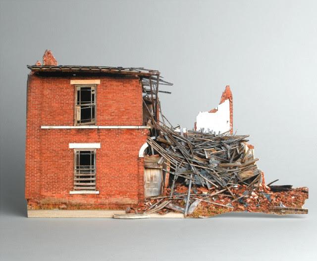 Maisons Broken Ofra Lapid