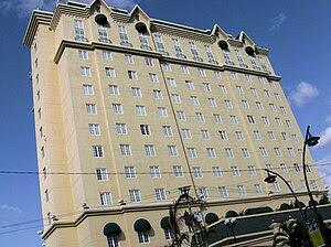 Five Star Hotel in San Salvador