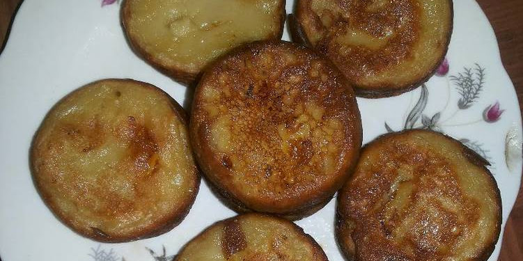 Resep Roti Pisang Khas Banjarmasin Oleh Dizah Cut