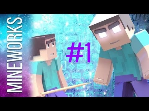 """Realistic Minecraft Songs in Real Life """"Ones & Zeros"""" - #SEARL EP 1"""