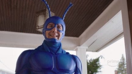 Trailer for Amazon's The Tick Reboot Is a Whole Lot of Fun