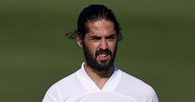 No offer for Real Madrid star Isco yet as player poised to leave