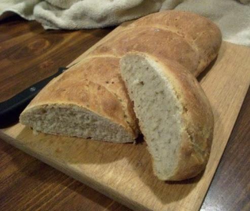 Italian Herb Bread Recipe - Genius Kitchen