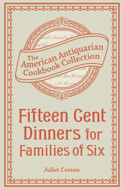 Immigrant Meals from the Late 1800s |
