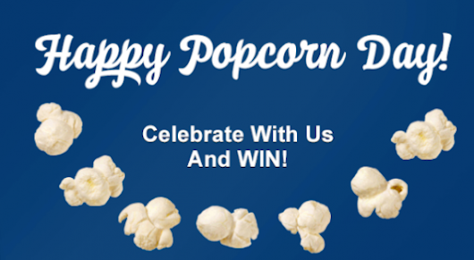 Celebrate National Popcorn Day With Gaslamp Popcorn! [giveaway] - Agoura Hills Mom