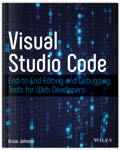 Visual Studio Code: End-to-End Editing and Debugging Tools for Web Developers