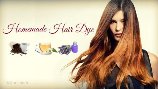 Top 17 recipes to make hair  dye  at home