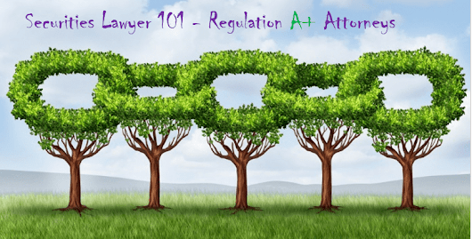 Regulation A+ Offering Disclosures - Regulation A+ Law Firm- Going Public Lawyers