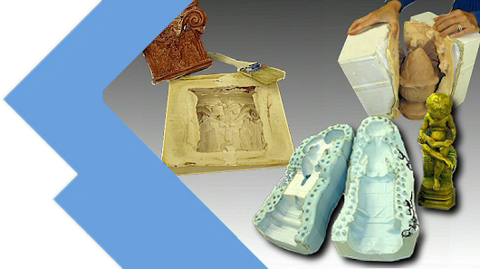 Mold Making and Two Part Molds, How to Make a Molds | ArtMolds