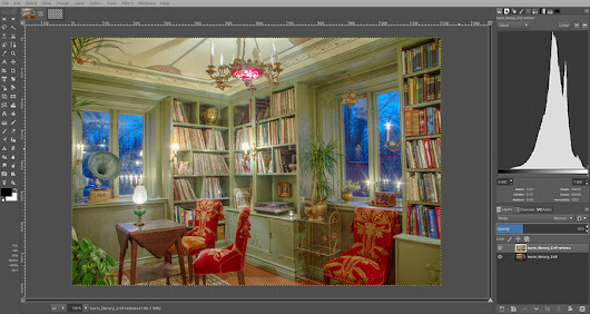 How to realistically brighten shadows in GIMP - Mantiuk and Retinex in G'MIC - Processing -