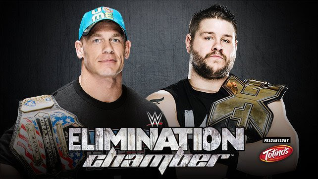 WWE Elimination Chamber 2015: Zapowiedź