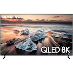 "Samsung - 65"" Class - LED - Q900 Series - 4320p - Smart - 8K UHD TV with HDR"